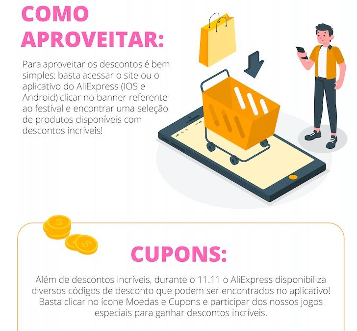 Cupom Desconto AliExpress