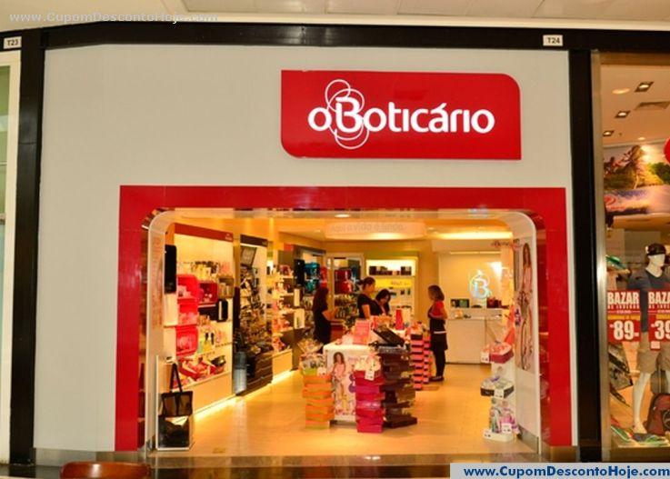 Foto da Loja Boticário