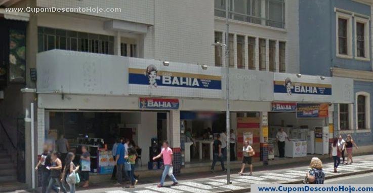 Foto da Loja Casas Bahia