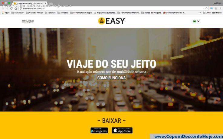 Loja Virtual  da Loja Easy Taxi