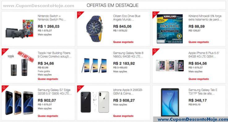 Cupom Desconto Ebay