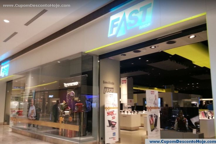 Foto da Loja Fast Shop
