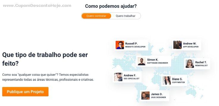 CheckOut da Loja Virtual - Cupom Desconto Freelancer
