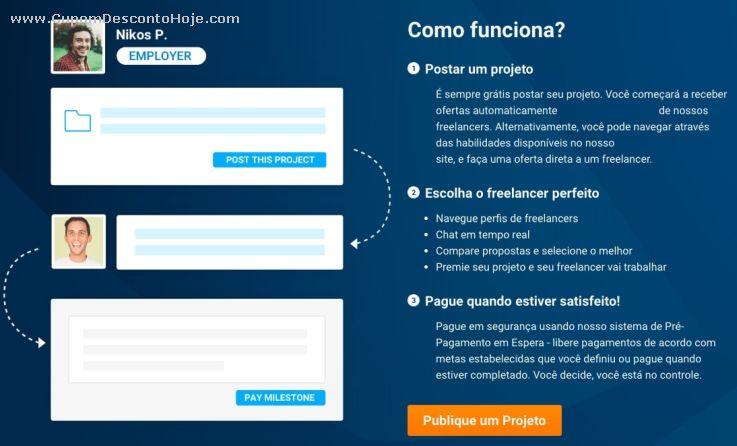 Cupom Desconto Freelancer