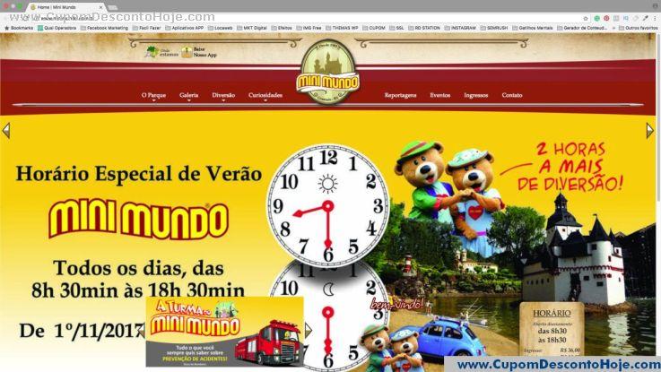 Site Mini Mundo