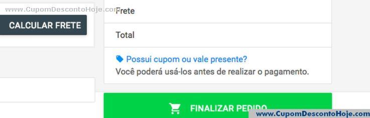 Cupom Desconto da Loja Virtual Oemshop