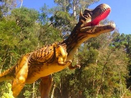 Foto Parque Vale dos Dinossauros