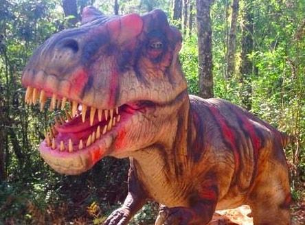 Site Parque Vale dos Dinossauros