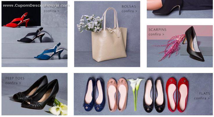 Loja Virtual - Cupom Desconto Shoestock