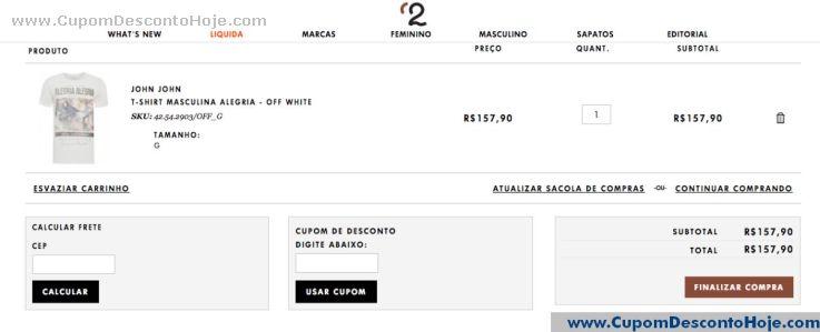 Cupom Desconto Shop2Gether