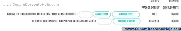 Cupom Desconto da Loja Virtual Silhouette Brasil