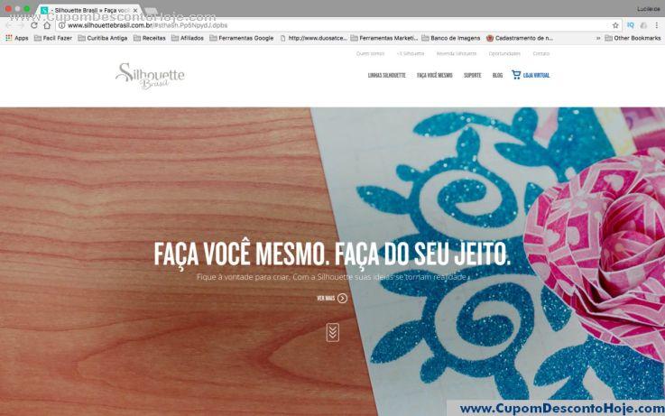 Loja Virtual  da Loja Silhouette Brasil