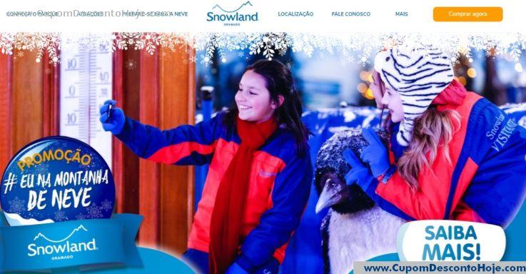 Loja Virtual  da Loja Snowland
