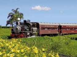 Passeio de Trem Maria Fumaça em Gramado RS - Tudo o que você precisa saber