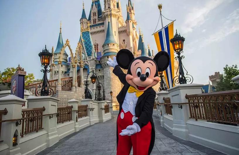 Cupom Desconto 4 dias de Ingressos para o Walt Disney World Orlando
