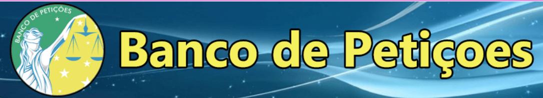 Cupom de Desconto Banco de Petições