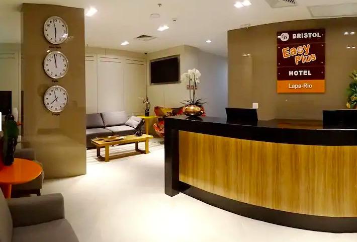 Cupom Desconto Bristol Easy Plus Hotel - Lapa Rio