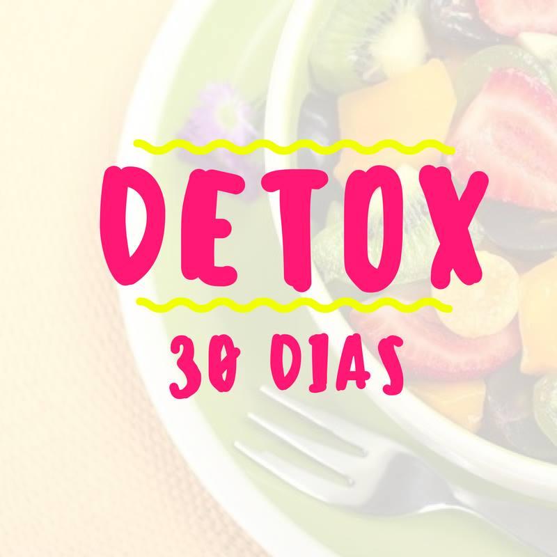 Cupom de Desconto Detox 30 Dias