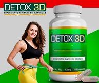 Cupom Desconto Detox 3D