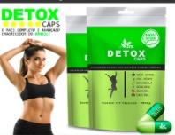 Cupom Desconto Detox Caps