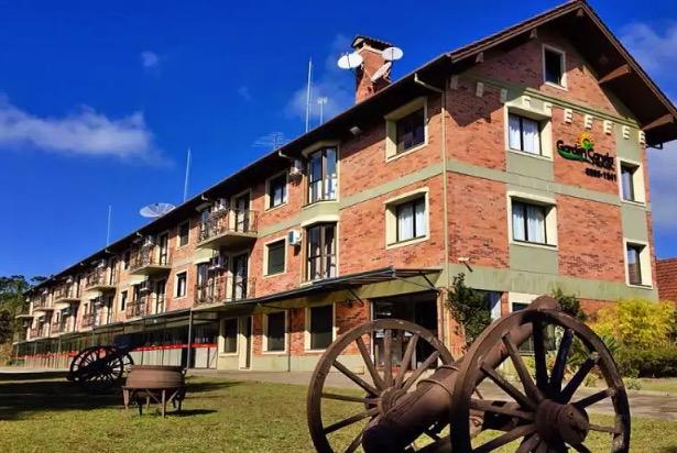 Cupom Desconto Garden Canela Hotel