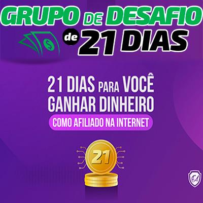 Cupom de Desconto Grupo de Desafio 21 Dias