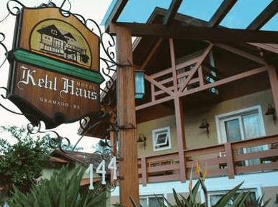 Cupom de Desconto Hotel Kehl Haus a 6 minutos de carro até o centro de Gramado