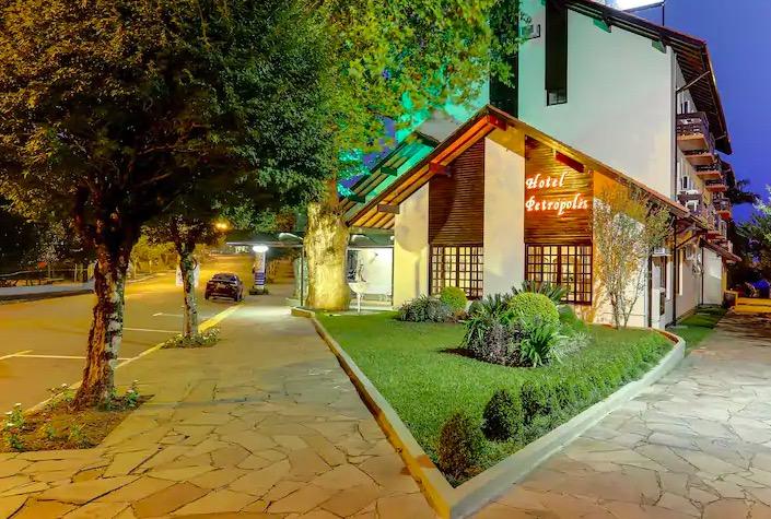 Cupom Desconto Hotel Petrópolis