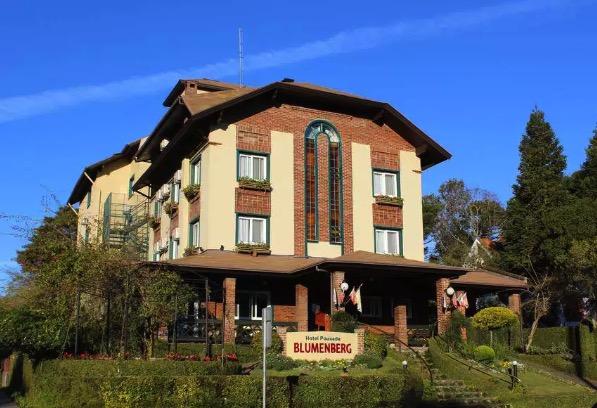 Cupom Desconto Hotel Pousada Blumenberg