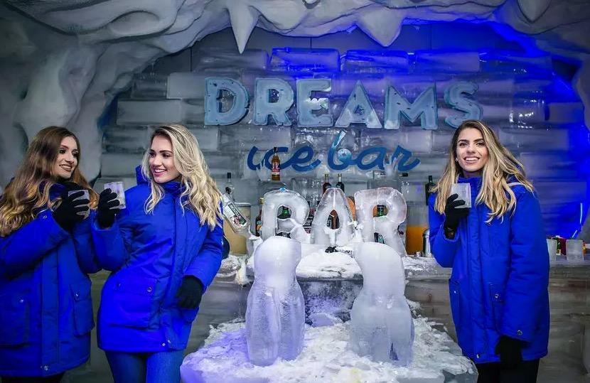 Cupom Desconto Ingresso Dreams Ice Bar
