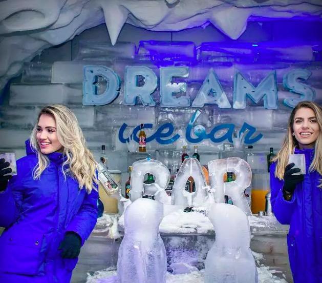 Cupom Desconto Ingresso Dreams Ice Bar Uma Aventura Congelante na Terra das Cataratas em Foz do Iguaçu