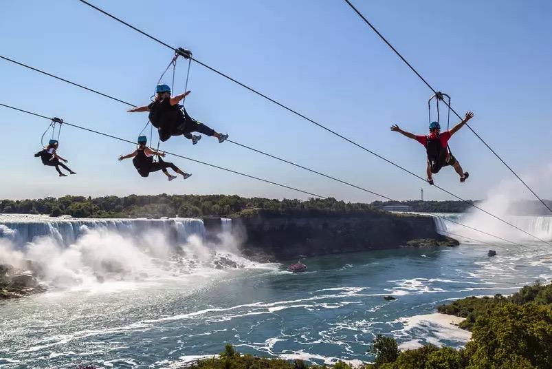 Cupom Desconto Ingresso Niagara Parks Adventure