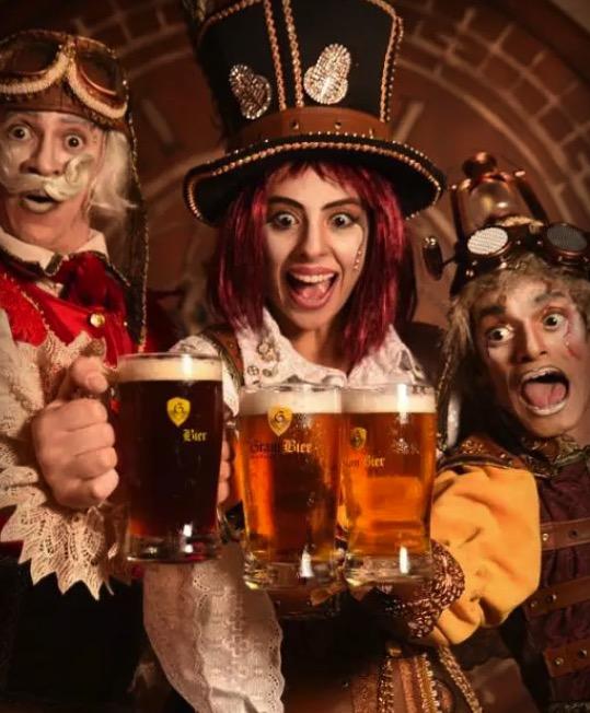 Cupom Desconto Ingresso para o Espetáculo A Fábrica de Cervejas