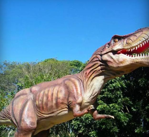 Cupom Desconto Ingresso para o Vale dos Dinossauros em Foz do Iguaçu