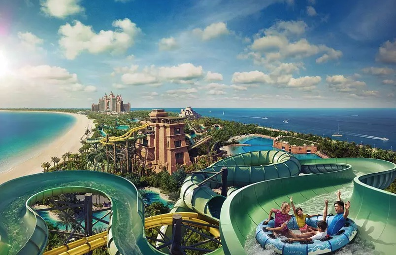 Cupom Desconto Ingresso Parque Aquático Atlantis Aquaventure