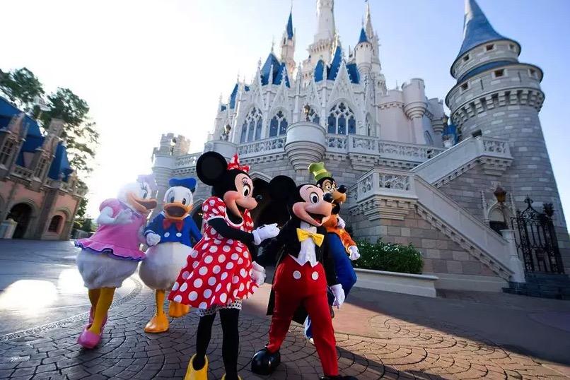 Cupom Desconto Ingressos para o Walt Disney World Orlando 4 dias