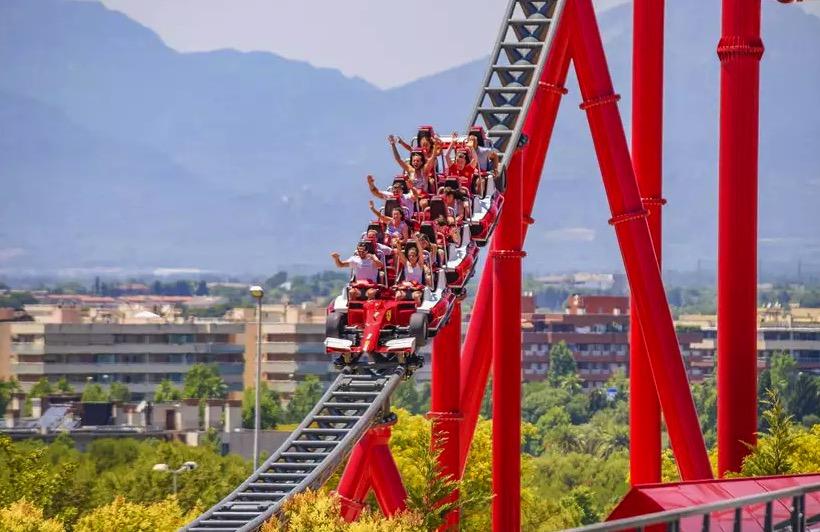 Cupom Desconto Parque Ferrari World