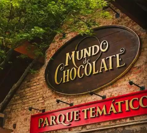 Cupom Desconto Parque Mundo de Chocolate