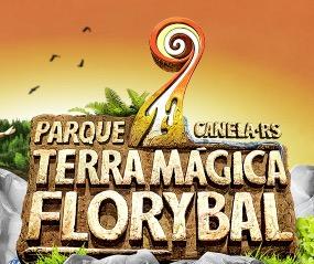 Cupom de Desconto Parque Terra Magica Florybal a partir de R$ 70,00