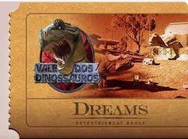 Cupom de Desconto Parque Vale dos Dinossauros