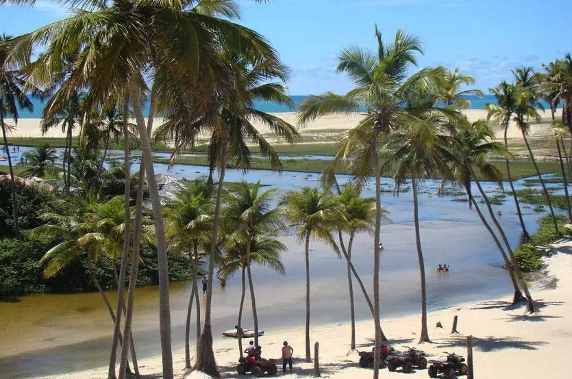 Cupom Desconto Passeio à Praia Barra de Punaú