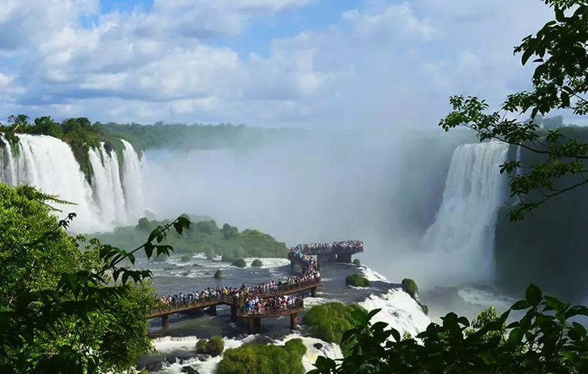 Cupom Desconto Passeio as Cataratas Brasileiras