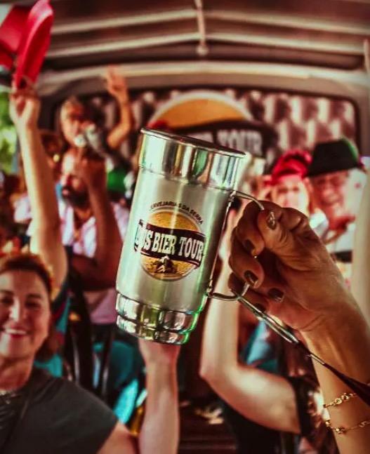 Cupom Desconto Passeio em Ônibus Temático Bus Bier Tour