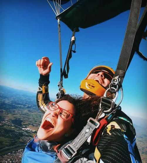 Cupom Desconto Salto de Paraquedas em Resende