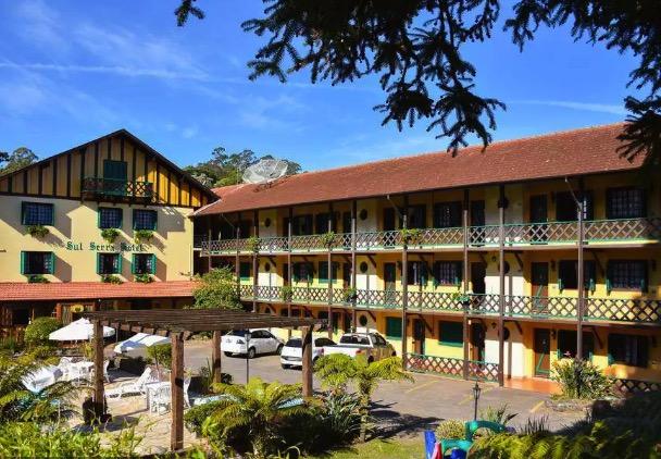 Cupom Desconto Sul Serra Hotel
