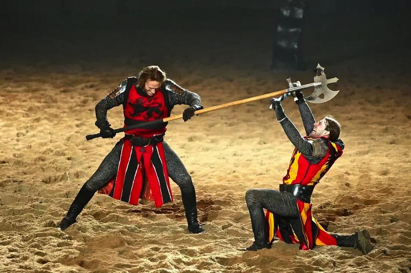 Cupom Desconto Torneio Medieval em Los Angeles